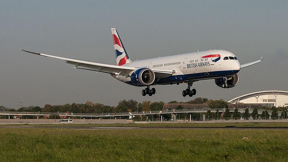 Mappe di volo sbagliate, aereo atterra a Edimburgo invece che a Dusseldorf
