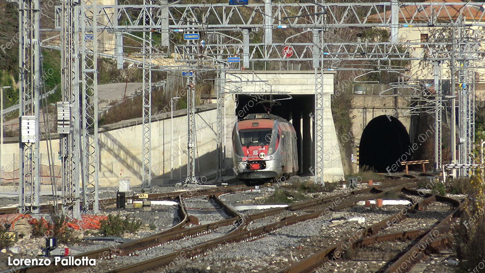 [VIDEO] Ferrovie: la Galleria dei Frentani a Ortona