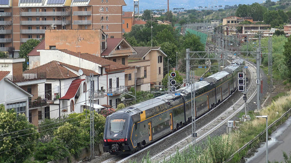 Ferrovie: sui binari di Roma il primo Rock del Lazio [VIDEO]