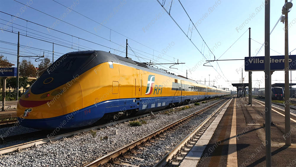 "Ferrovie: Sui binari il diagnostico di RFI ""Aiace 1.5"""