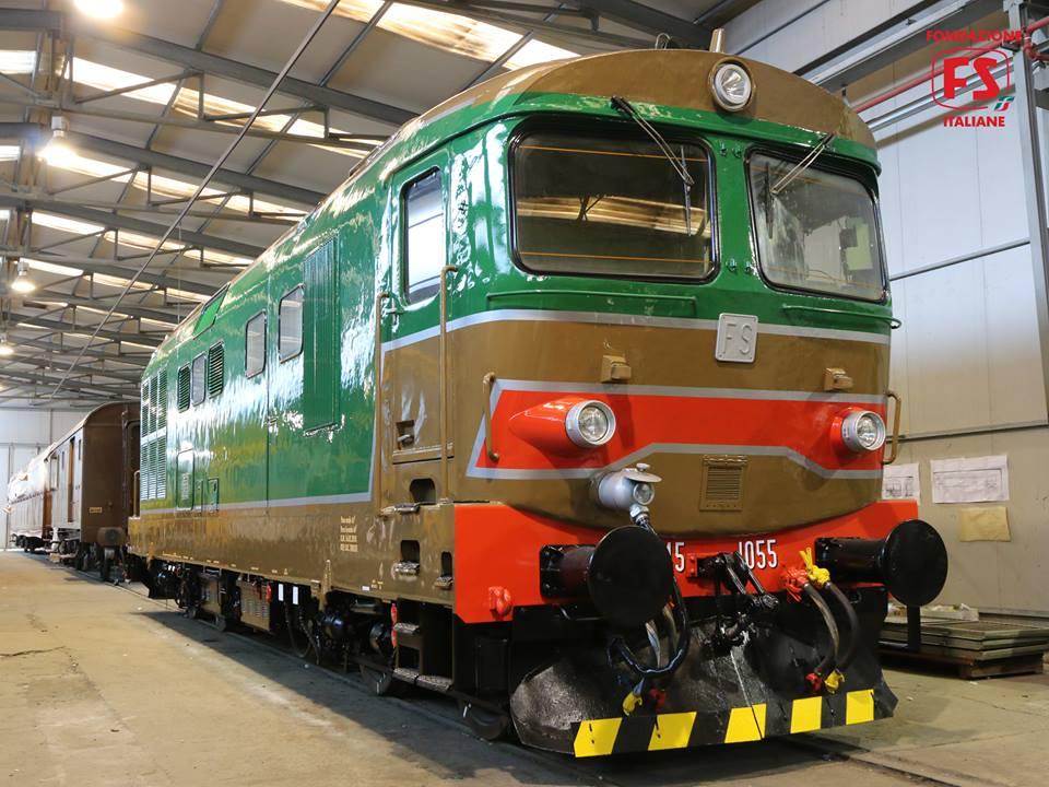 Ferrovie  a luglio la partenza del primo treno storico dei sedici previsti  sulla Gemona-Sacile 73676f395d