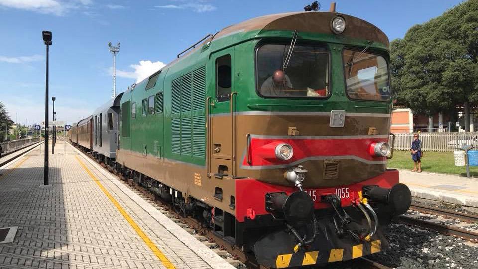 Calendario Treni Storici 2020.Ferrovie Info Ferrovie Piu Treni Storici Nel 2019 Per 32