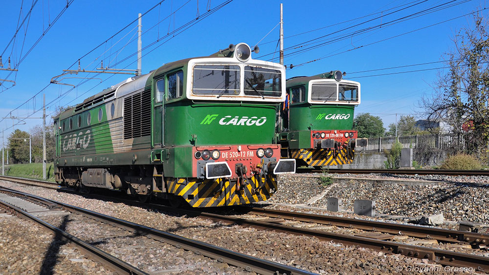 Ferrovie: una seconda giovinezza per le DE 520 di FNM?
