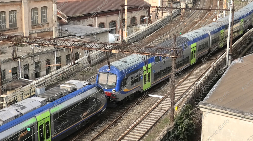 Ferrovie: un soccorso insolito a Genova [VIDEO]
