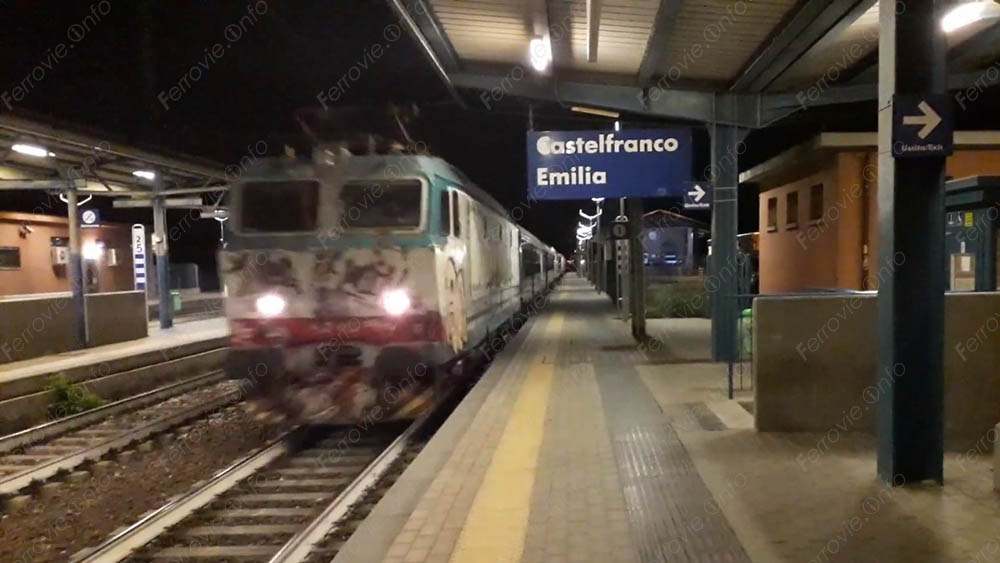 Ferrovie: ancora invii a demolizione, le E.632 vicine all'estinzione [VIDEO]