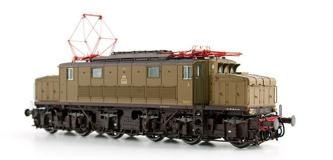 LE Models 20621 FS locomotiva elettrica E.636.166 di se