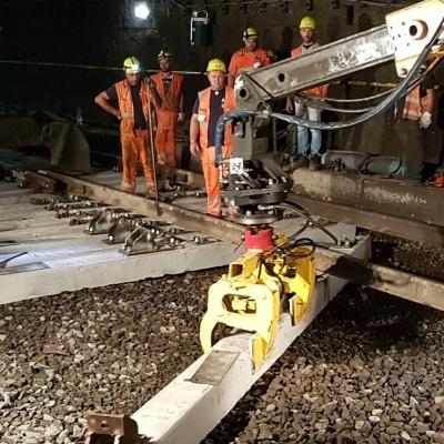 Ferrovie info rfi completati gli interventi di for Interventi di manutenzione straordinaria