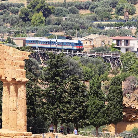 Calendario Treni Storici 2020.Ferrovie Info Fondazione Fs In Sicilia Partono I Treni