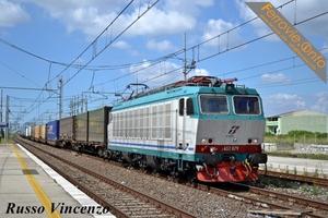 Ferrovie info ferrovie al via il primo treno merci tra - Brennero mobili ...