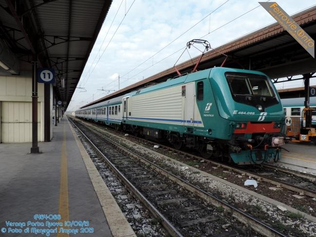 Ferrovie info treni nella realt e nel modellismo - Partenze treni verona porta nuova ...