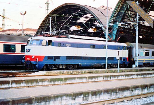 Ferrovie.Info - Ferrovie: l\'epopea del Grigio Perla e Blu Orientale